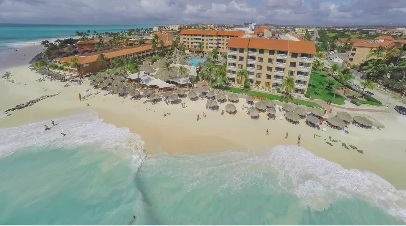 Casa Del Mar Beach Resort & Timeshare in Aruba