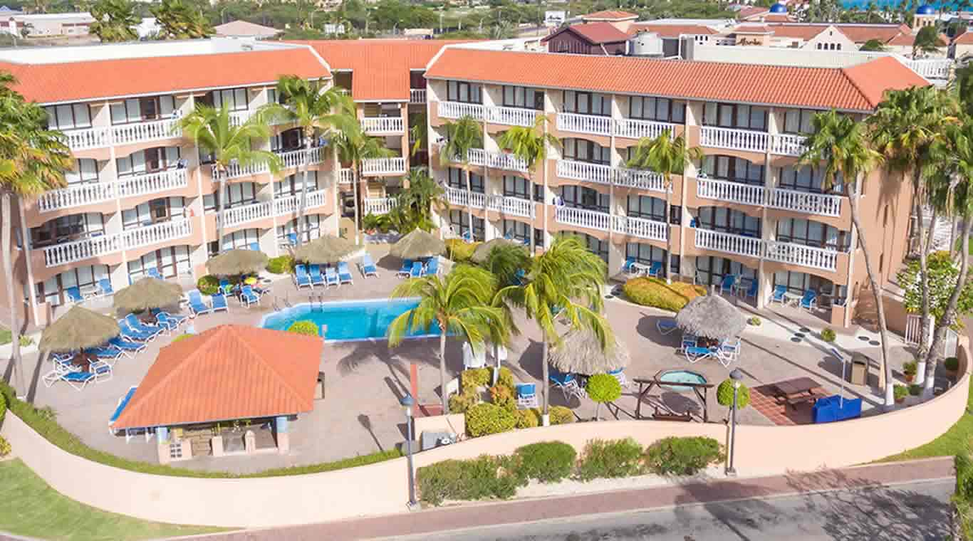 Ambassador Suites Casa Del Mar Beach Resort & Timeshare in Aruba