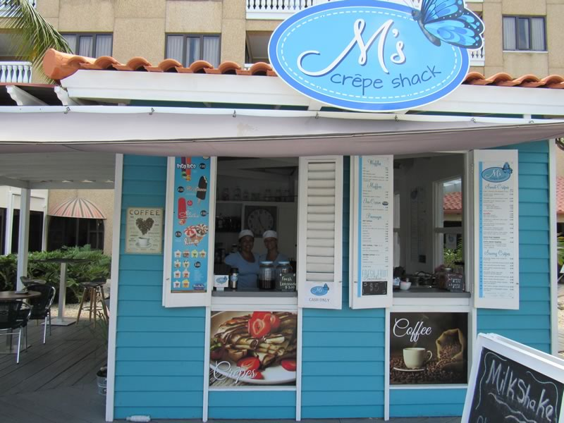 M'S Crepes